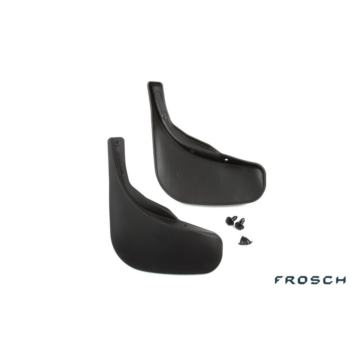 Rear mud flaps for GREAT WALL HOVER M2, 2013-> implement. 2 PCs In the package NLF.59.14.E13