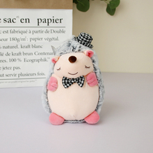 New cartoon hedgehog animal soft doll plush toy child home kawaii children gift