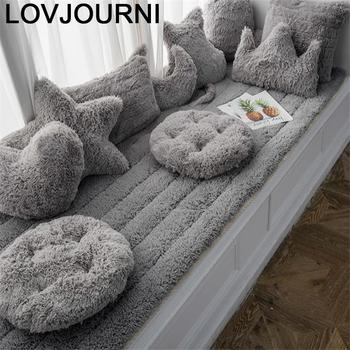 Infantil Nordic Decoration Bed Mattress Topper Taie Coussin Cojine Sofa Seat Cojin Cushion Home Decor Balcony Window Sill Mat