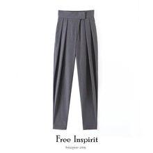Бесплатная вдохновляли Новое поступление женские брюки карандаш