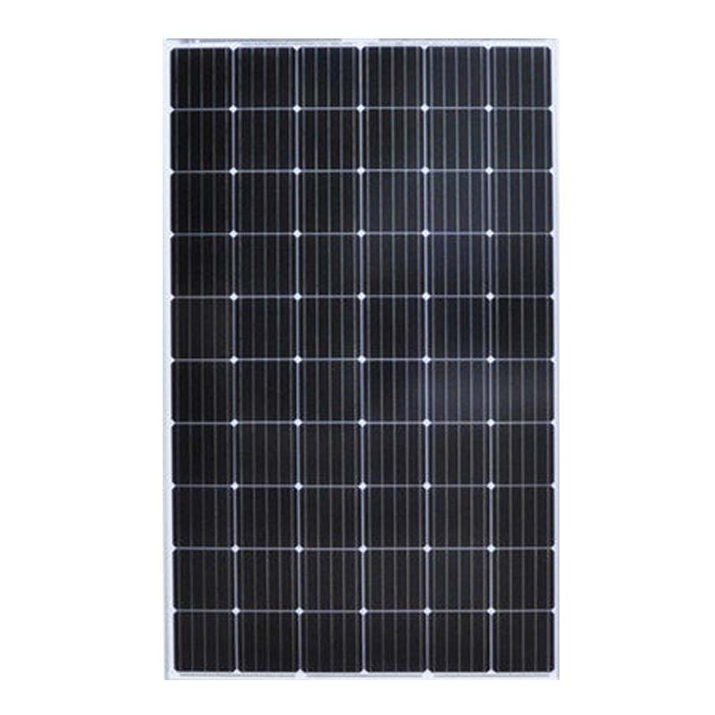 Solar Panel 300w 20v Solar System 3000w 3kw 6000w 6kw 9KW 220v For Home Pure Sine Wave Inverter MPPT 3kw 6kw 9kw On Grid Roof image