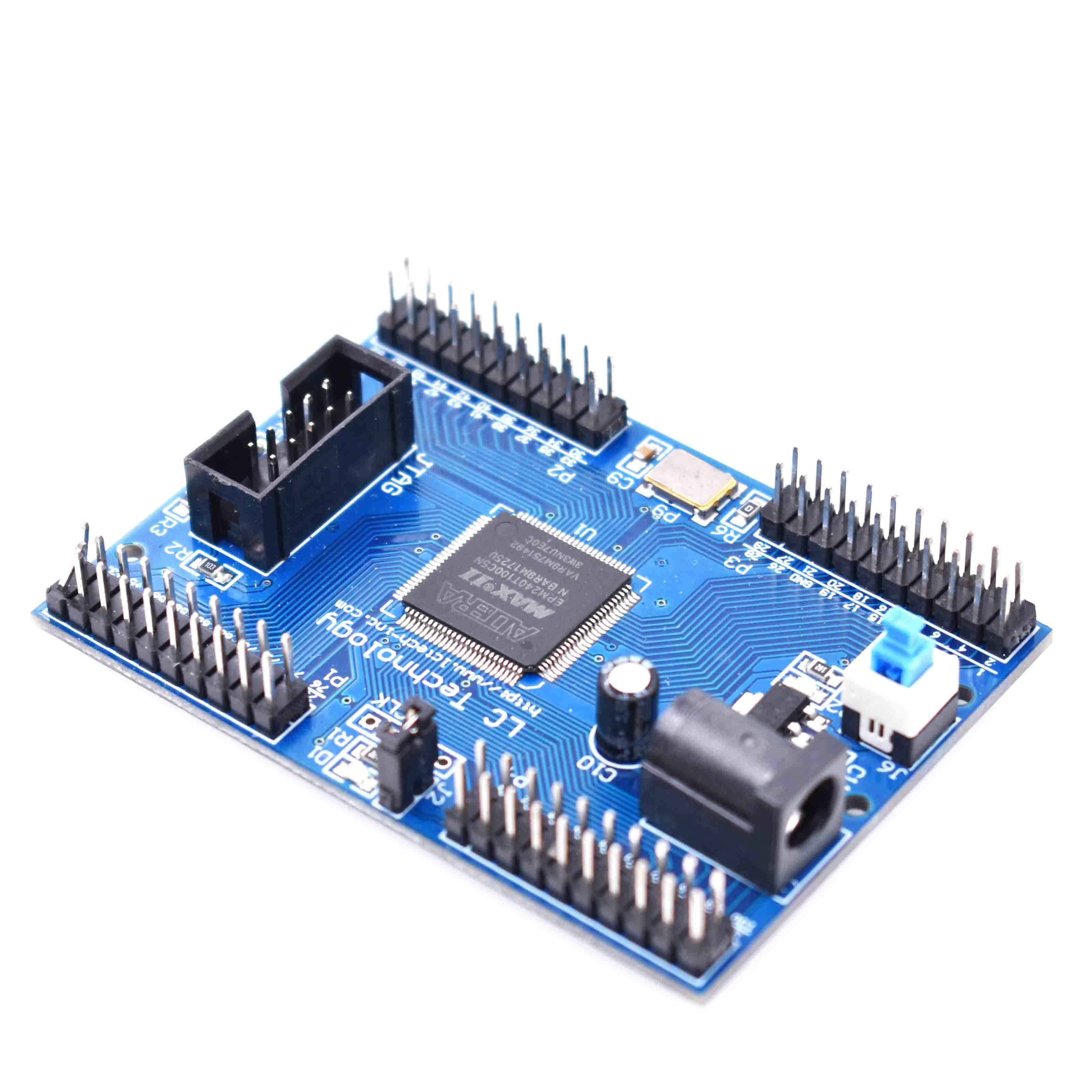 CPLD MAX EPM240 placa central mínimos del sistema II board de desarrollo
