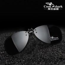 Солнцезащитные очки cook shark поляризационные для мужчин и