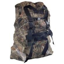 Регулируемый плечевой ремень камуфляжные охотничьи сумки сетка приманка сумка утка гусь индейка охотничья спина, большая емкость приманки мешок, Дрейк приманки B