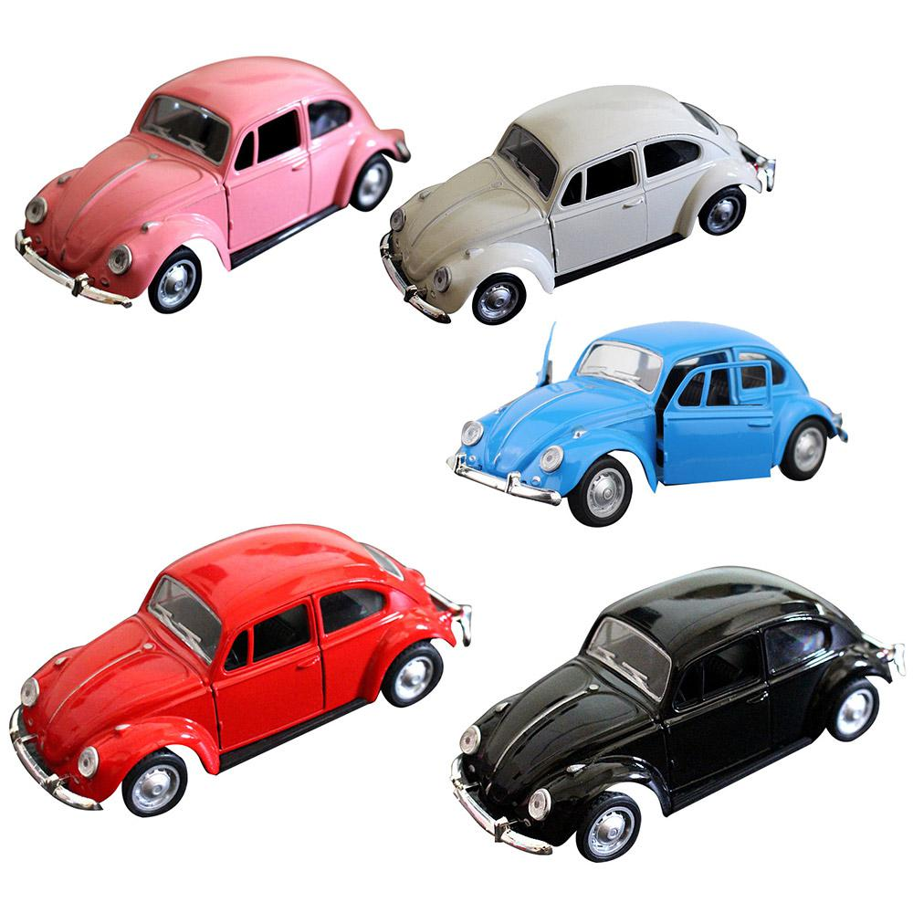1:32 Alloy Pull Back <font><b>Car</b></font> 1967 Classic Volkswagen VW Beetle <font><b>Car</b></font> Vehicle <font><b>Model</b></font> Toys for Kids Boys image