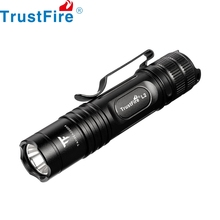 Trustfire L2 Powerful LED Flashlight  Tactical Torch 1000LM 14500 AA Linterna Waterproof IPX8 Lamp Ultra Bright Lantern Camping