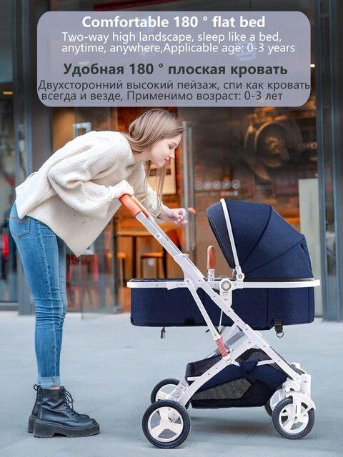 Baby Stroller Dua Arah  3