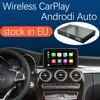 Bezprzewodowy interfejs Apple CarPlay Android dla Mercedes Benz klasy C W205 GLC 2015-2018, z lustrzanym łączem AirPlay Car Play