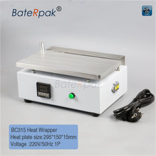 Wrapping-Machine Cigarettes Blister Baterpak BC315 Poker-Box Cosmetics Cellophane