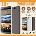 Б/у HTC один E9 плюс 4 аппарат не привязан к оператору сотовой связи 5,5 дюймов MT6795 Octa Core 3G Оперативная память + 32G Встроенная память 13mp + 20mp спереди...