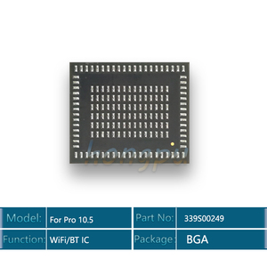 Image 2 - 2 ピース/ロット 339S00249 無線 lan モジュール ic ipad pro 10.5 Wi Fi/Bluetooth モジュール IC チップ