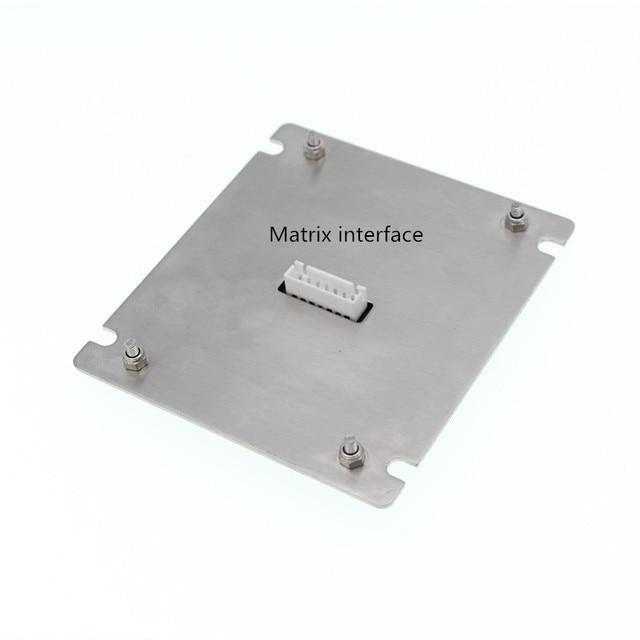 12 Keys 3x4 Matrix USB Kiosk Keypads Metal Stainless Steel Numeric Keypad For Access Control 4