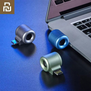 Image 1 - يوبين غيلدفورد USB ناشر هواء صغير للسيارة لتنقية الهواء الليمون/البرتقال الروائح خزانة للطفل المحمولة الهواء المعطر