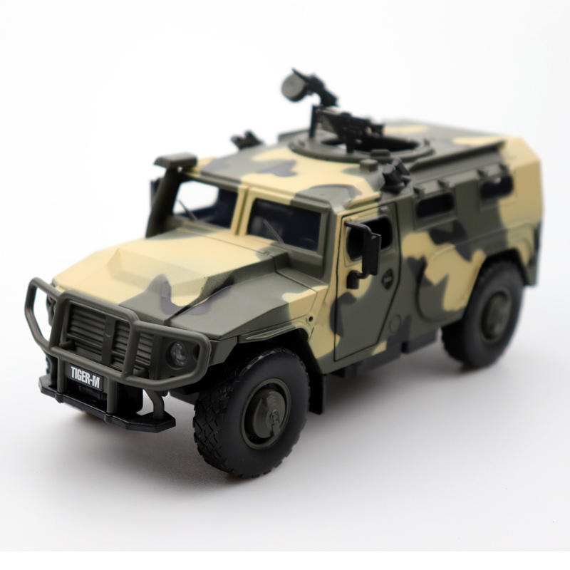 1:32 Diecast Toy Car Military Vehicle High Simulation Model Cars For Children Gift