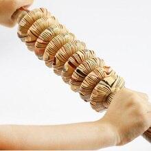 Rouleau de massage multi usages pour le corps entier, neuf ronds de massage pour le ventre en bois, pour la taille, labdomen