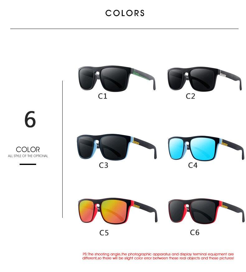 Polarized Sunglasses Men's Driving Shades Male Sun Glasses For Men Retro Cheap Luxury Women Brand Designer UV400 Gafas 3