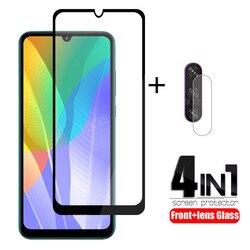 На Алиэкспресс купить стекло для смартфона 4-in-1 for huawei y6p glass for huawei y8p y5p y6p tempered glass for honor 9x lite x10 9c huawei y6s y9s y6p y8p y5p len glass