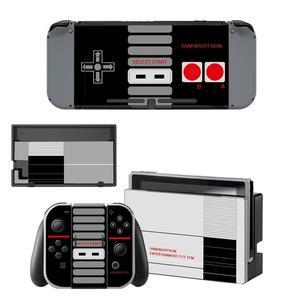 Image 2 - Nintendo Switchสติกเกอร์ผิวไวนิลNintendoSwitchสติกเกอร์สกินใช้งานร่วมกับคอนโซลNintendo SwitchและJoy Con