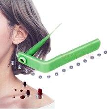 Мини кожи инструмент набор тегов для удаления подходит для 2-4мм малого и среднего ярлыки микро тег группы набор для удаления с Очищение тампон