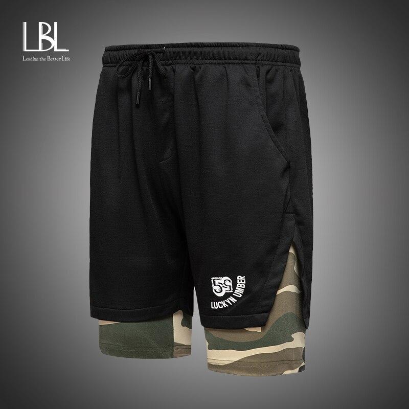 New Mens Shorts Summer Casual Fitness Shorts Joggers 2020 Fashion Men Plus Size Pants Sweatpants Short Homme Clothes Sportswear