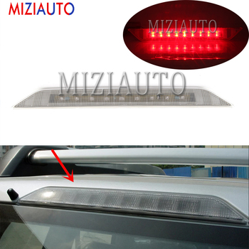 Rear Third Brake Light For Nissan X-trail T31 Xtrail 2008 2009 2010 2011 2012 2013 additional stop signal High Positioned Mount car high positioned mount additional third brake light for honda civic 2006 2007 2008 2009 2010 2011 for honda accord 8th stop