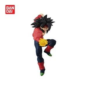 Image 2 - Tronzo 4ชิ้น/เซ็ตต้นฉบับGashapon HGรูปD B Z VS 13 Burdock SSJ4 Gohan Fu PVC Action Figureของเล่น