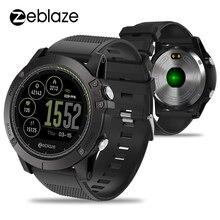 Nouveau Zeblaze VIBE 3 HR IPS couleur affichage sport Smartwatch moniteur de fréquence cardiaque IP67 étanche montre intelligente hommes pour IOS et Android