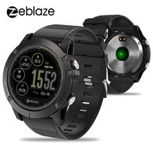 جديد Zeblaze VIBE 3 HR IPS اللون عرض الرياضة Smartwatch مراقب معدل ضربات القلب IP67 مقاوم للماء ساعة ذكية الرجال ل IOS و أندرويد