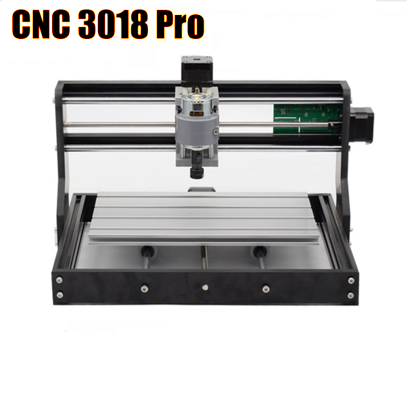 [EU Delivery] USB 3018 Pro 3-Axis DIY Mini Machine GRBL Control PCB PVC Laser Engraving Milling Machine Wood Router