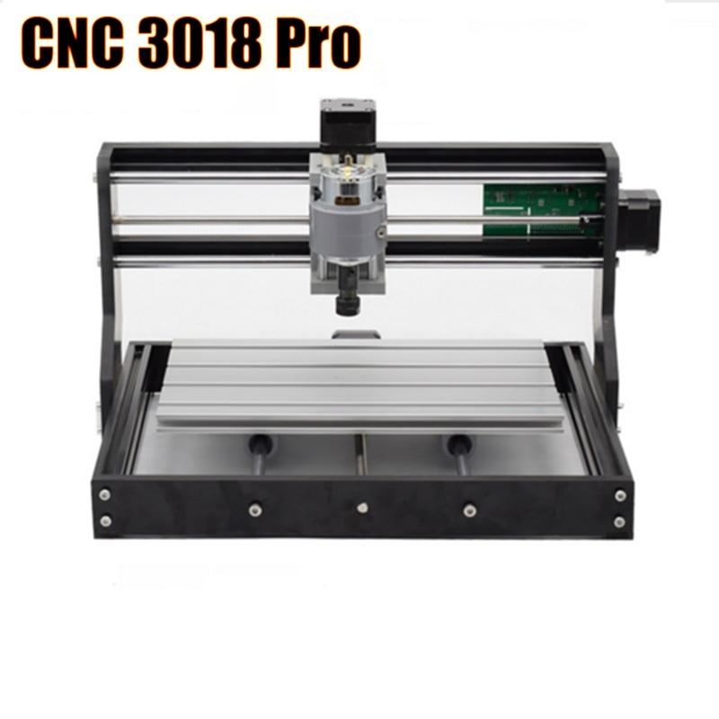 [EU Delivery] USB 3018 Pro 3-Axis DIY Mini Machine GRBL Control PCB PVC Laser Engraving Milling Machine Wood Router