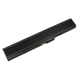 Image 4 - 6600mAh Neue Laptop Batterie Für Asus A31 K52 A32 K52 K52J K52DR K62 K62F K62JR N82 K52JC K52JE K52JK K52JR K52N k52D K52DE K52F