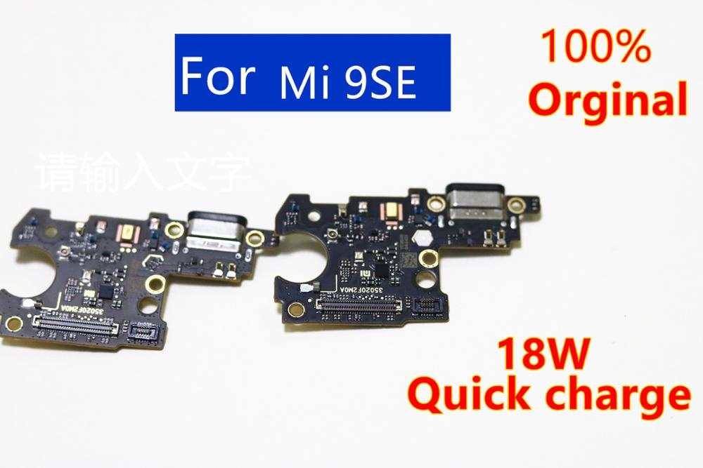 For Xiaomi Mi 9se Charging Port Mi9se Charger Board Flex Cable For Xiaomi Mi9se Dock Plug Connector Replacement Parts