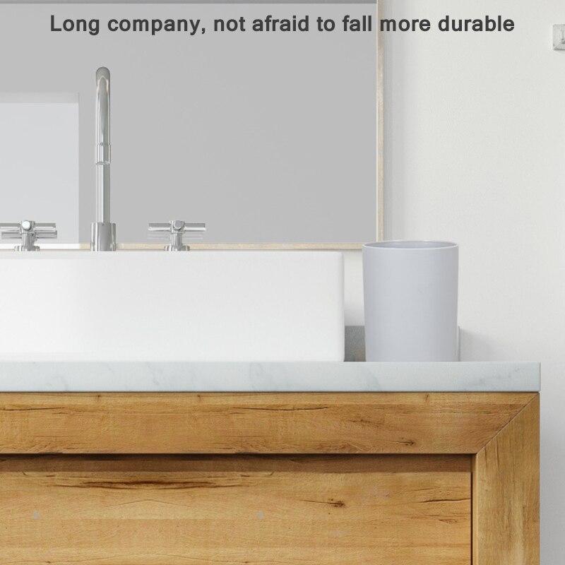 toalete escova banheiro conjunto cinza branco