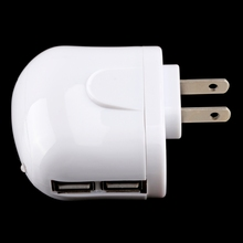 2 USB Port US/EU Plug 5V 2.1A Power Charger Adapter For Samsung Galaxy ipad стоимость