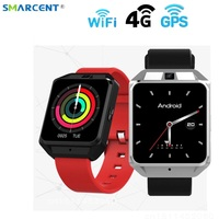 4G Men Smart Watch supports SIM Card GPS WiFi 1G RAM 8G ROM Heart Rate Air pressure Alarm clock Stopwatch H5 Bracelet
