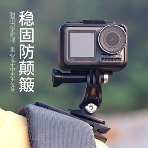 Image 4 - Быстроразъемный зажим для сумки Clownfish для камеры GoPro Hero 9 8 7 5 4 Session Xiaomi Yi 4K SJ4000/SJ8/9/SJ10 H9 Mijia, зажим для рюкзака