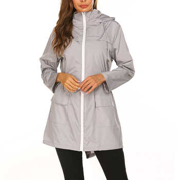 Women Fashion Raincoat Lightweight Travel Capa De Chuva	Impermeable Lluvia Waterproof Gabardina Mujer Hiking Rain Poncho