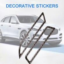 Автомобильный Стайлинг Atreus, декоративная наклейка из углеродного волокна для Volkswagen Golf 7 R GTE GTD MK7 2013- 2017 LHD, аксессуары
