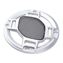 3 Speaker Decorative Circle SubWoofer Grill Cover Guard Protector Mesh