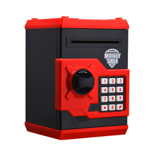 mini portable handy money counter for most currency note bill cash counting machine eu v40 financial equipment Hot New Piggy Bank Mini Atm Money Box Electronic Password Chewing Coin Cash Deposit Machine Gift For Children Kids-Black