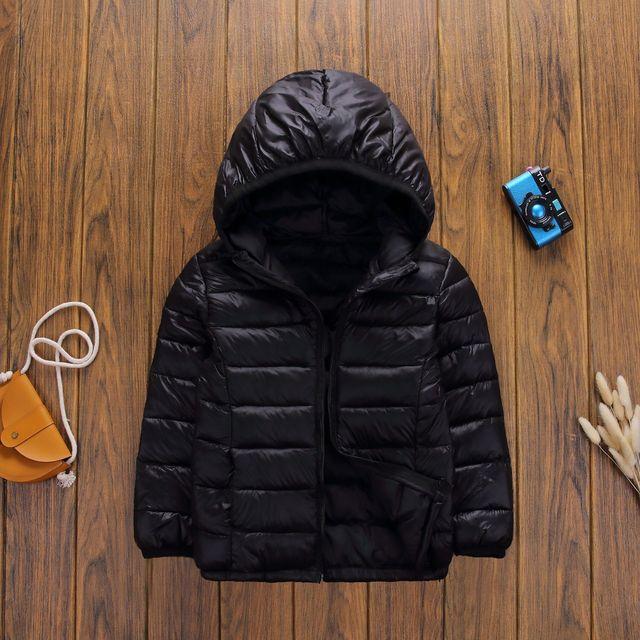 Boys Girls Cotton Winter Fashion Sport Jacket 3