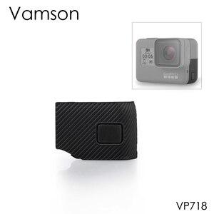 Image 4 - Vamson für Go pro Zubehör für Gopro Hero 7 Schwarz 6 5 UV Objektiv Ring Ersatz Schutzhülle Reparatur Fall Rahmen VP717
