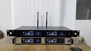Image 3 - TKG, реальное разнообразие, 626 668 МГц, 780 822 МГц, стандартная двухканальная микрофонная система, беспроводной профессиональный микрофон