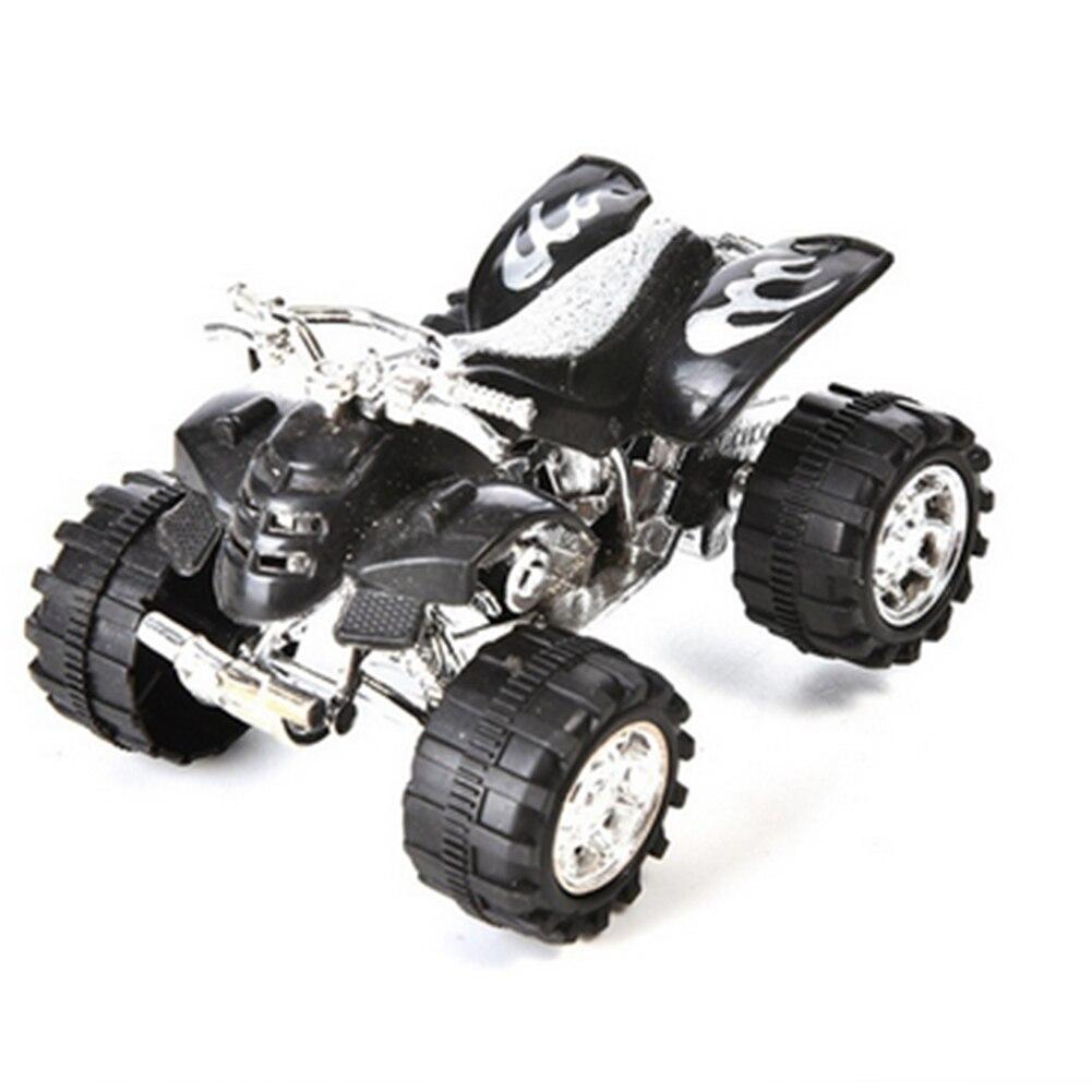 Simulación de coches de motocicleta juguetes tirar hacia atrás cuatro rueda de moto chico juguetes de educación temprana regalos de cumpleaños para niños Para Mitsubishi Outlander 2013 2015 2016 2017 2018 Exterior modificado especial 3D 4WD letras pegatinas de cuatro ruedas