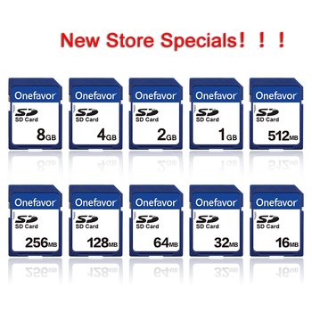 Mega Discount D2c8 Small Capacity Memory Card 16mb 32mb 64mb 128mb 256mb 512 Mb 1gb 2gb Standard Speed Fat Sd Card For Old Device Cicig Co