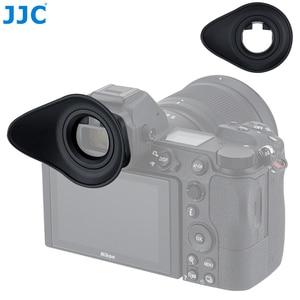 Image 1 - JJC Soft Eyecup Eyepiece Viewfinder Eyeshade for Nikon Z7 Z6 Z5 Z6II Z7II Camera Eye Cup Replaces DK 29 360 Degree Rotatable ABS
