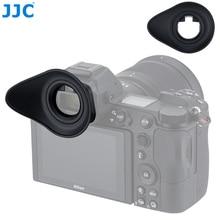 Jjcソフトアイカップ接眼アイシェードニコンZ7 Z6 Z5 Z6II Z7IIカメラアイカップ置き換えDK 29 360度回転可能なabs
