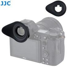 Jjc Zachte Oogschelp Oculair Zoeker Eyeshade Voor Nikon Z7 Z6 Z5 Z6II Z7II Camera Eye Cup Vervangt DK 29 360 Graden draaibare Abs