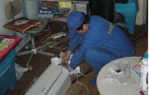 空調常見故障以及空調維