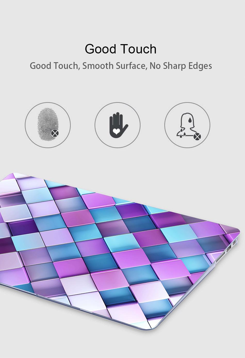 MTT Geometric Hard Case for MacBook 30